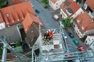 Übung Kirchturm Deggingen Mai 2013