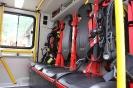 HLF 20_Fahrzeugkabine in Fahrtrichtung